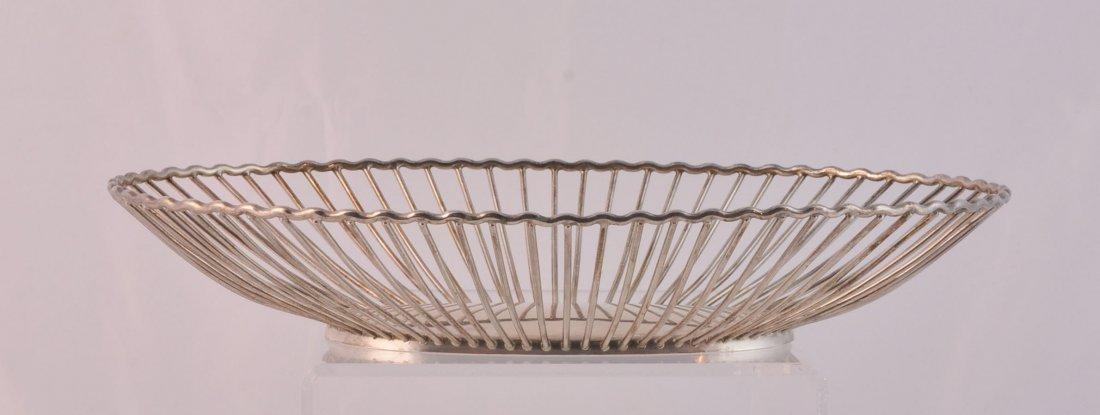Franz Hingelberg Sterling Silver Basket 1936