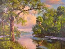 Albert Ernest (Beanie) Backus Florida Highwaymen