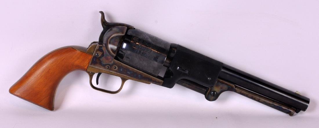 Colt 44 Model U.S.M.R. Black Powder Revolver