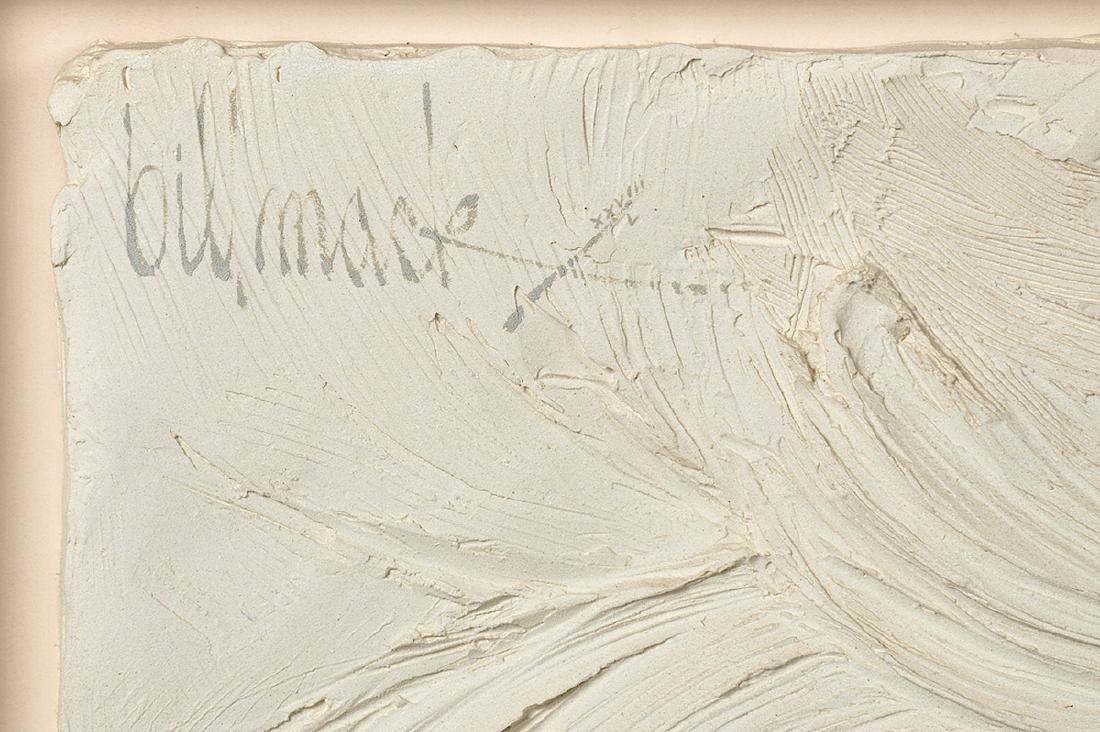 """Large Bill Mack """"Visions"""" Bonded Sand Sculpture - 2"""