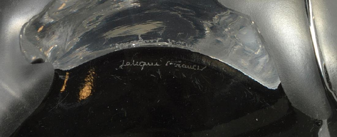 Lalique Champs Elysees Crystal Bowl - 3