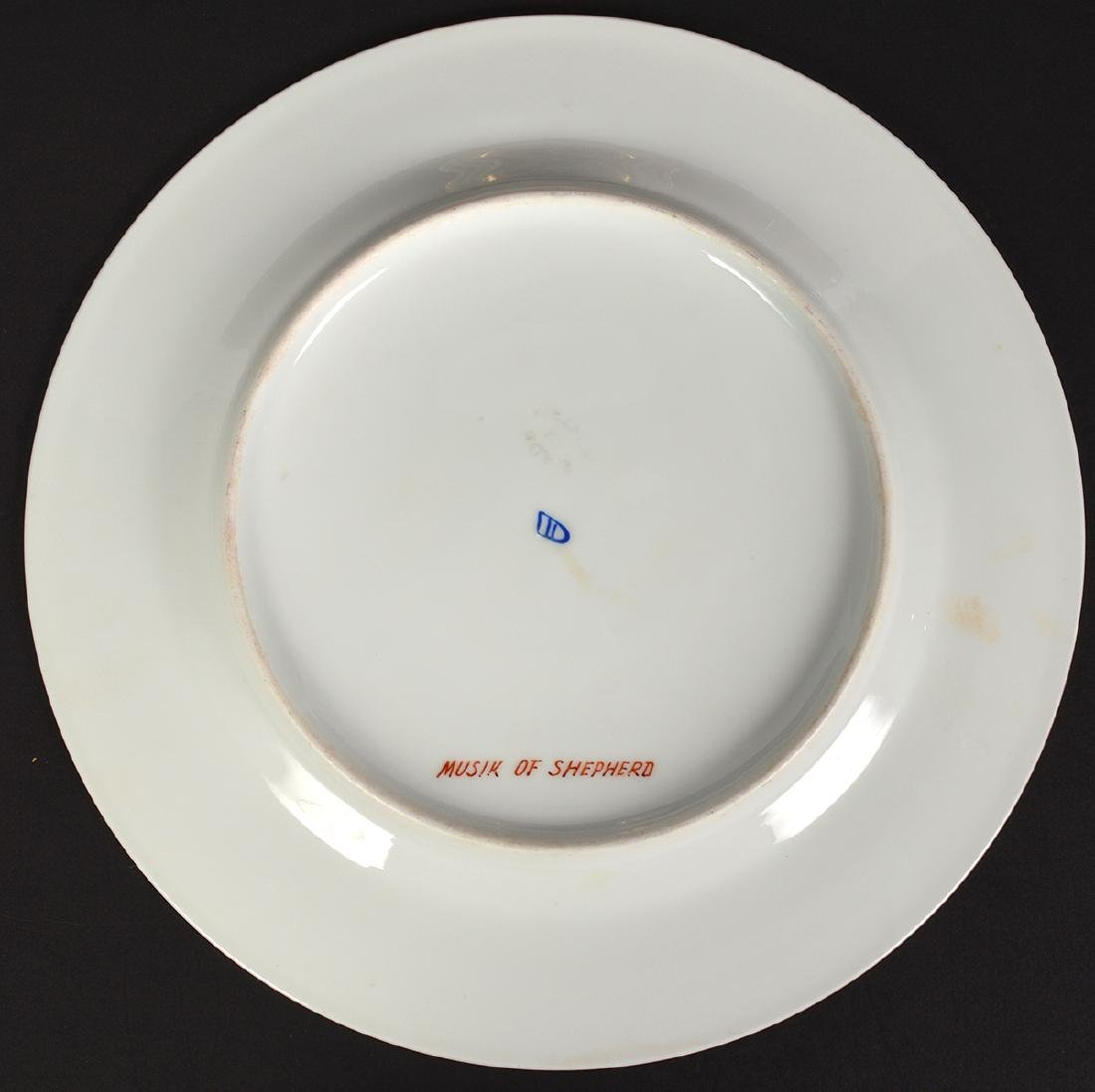4 Royal Vienna Plates - 7