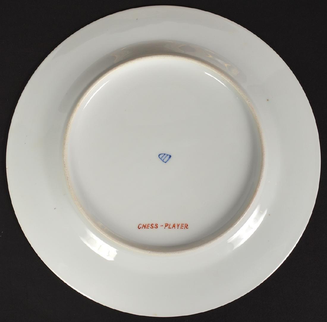 Set of 6 Signed Royal Vienna Plates - 11