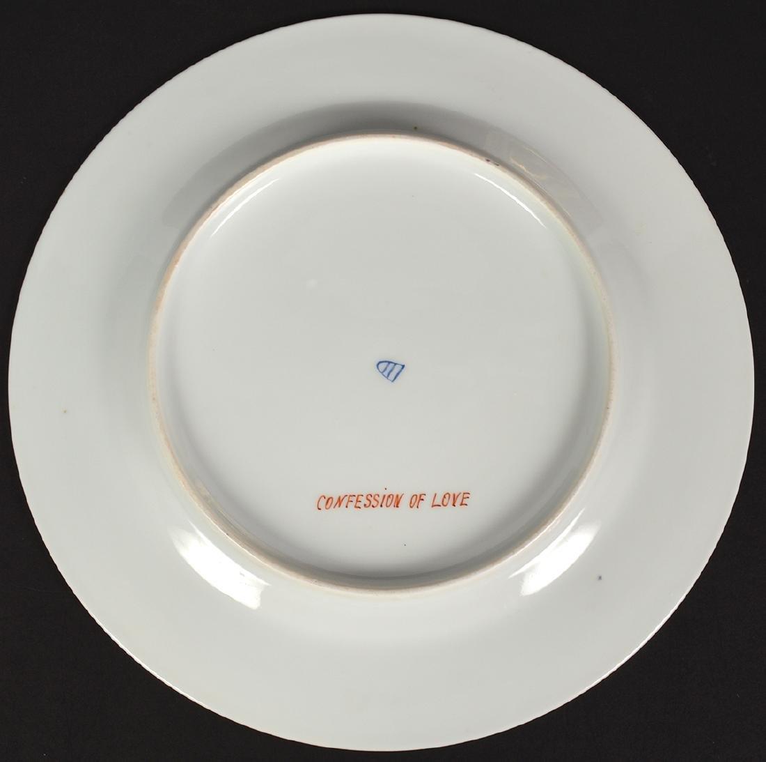 Set of 6 Signed Royal Vienna Plates - 14
