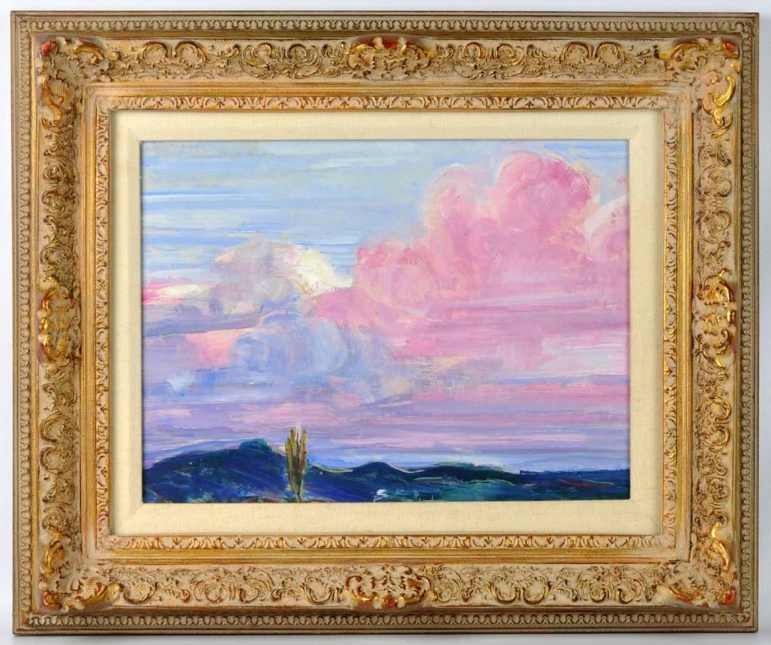 "Rachel V. Hartley Landscape ""OverLook"" O/B - 2"