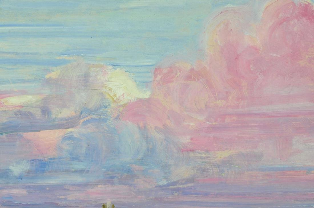 "Rachel V. Hartley Landscape ""OverLook"" O/B - 3"