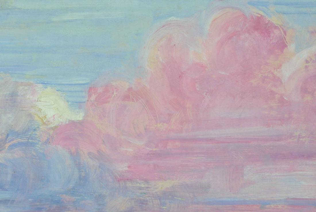 "Rachel V. Hartley Landscape ""OverLook"" O/B - 5"