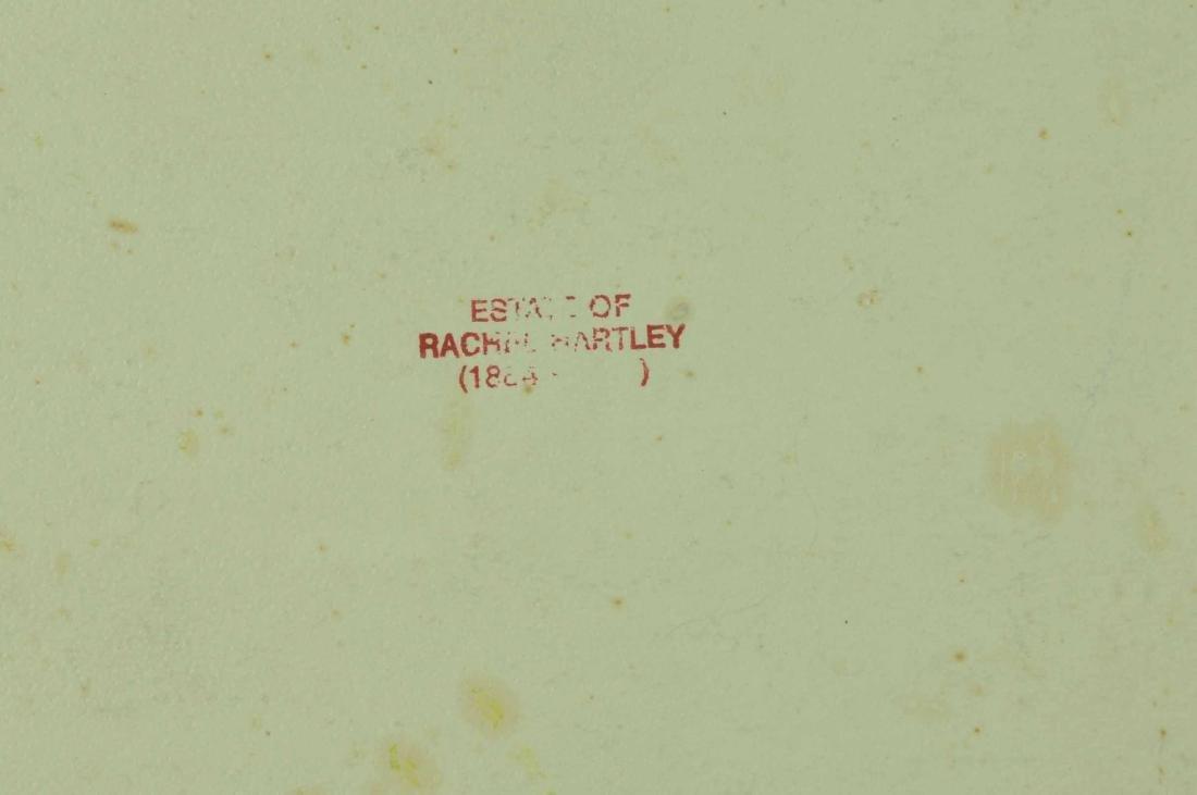"Rachel V. Hartley Landscape ""OverLook"" O/B - 7"