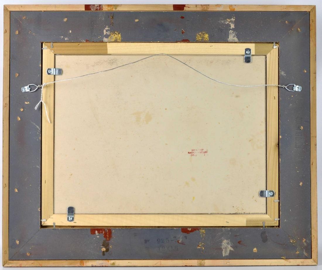 "Rachel V. Hartley Landscape ""OverLook"" O/B - 8"