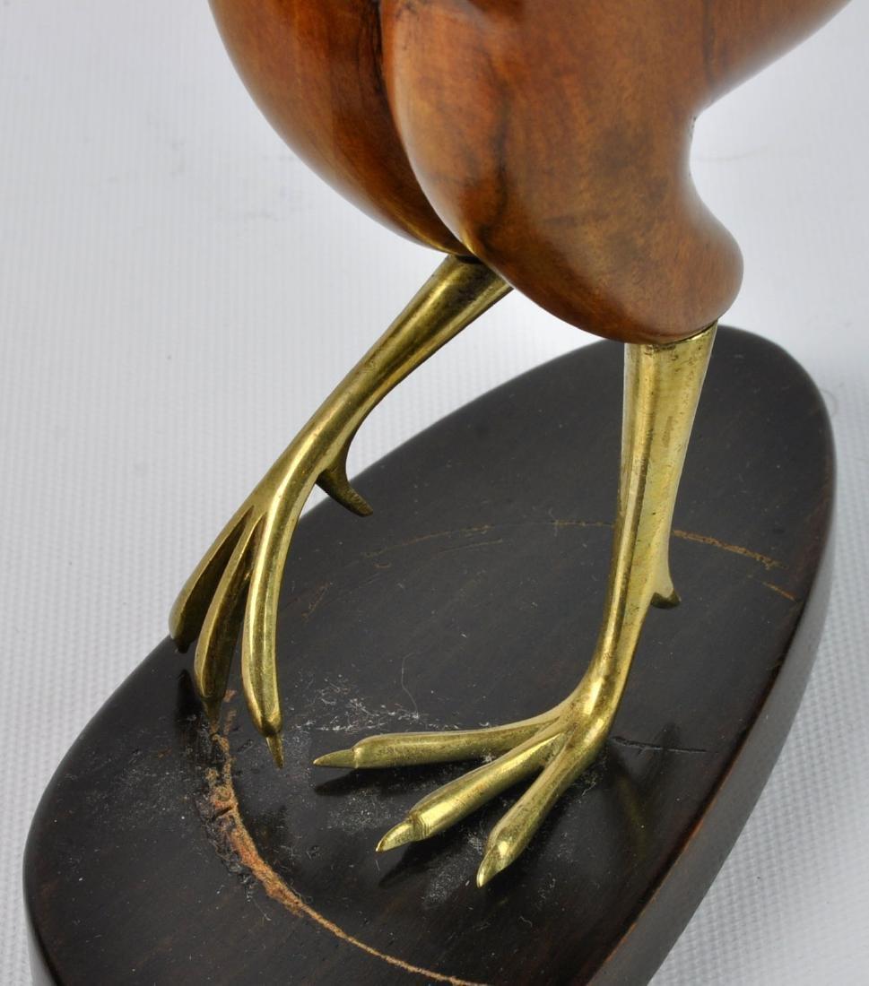 Karl Hagenauer Modernistic Rooster Sculpture - 6