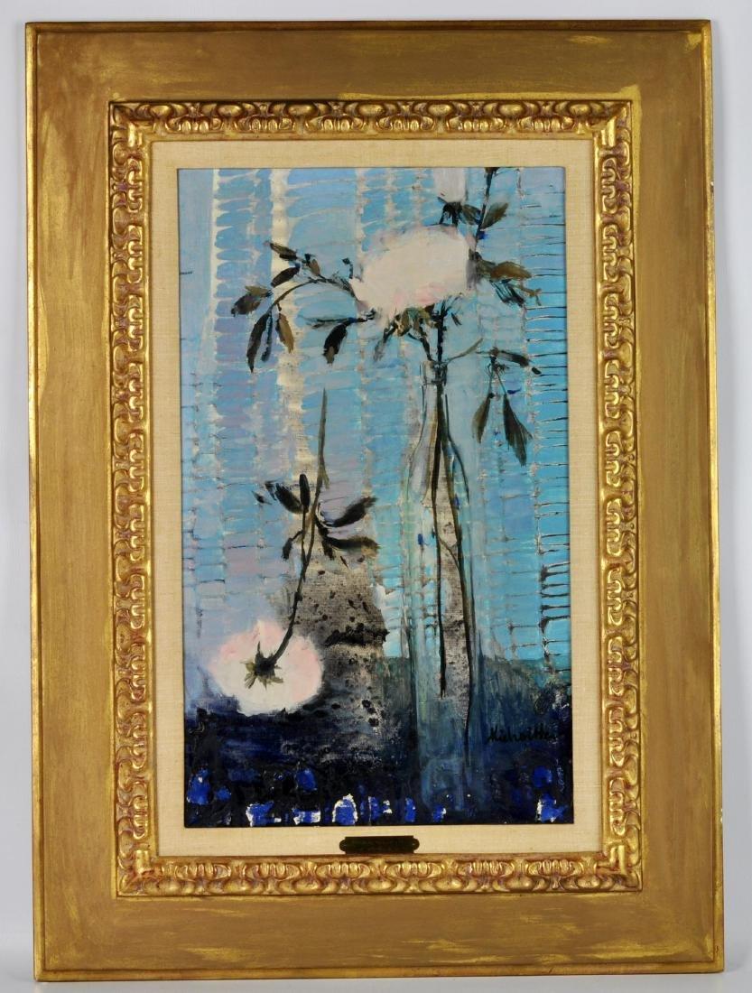 "Michel Henry ""Harmony Rose et Bleue"" O/C - 2"