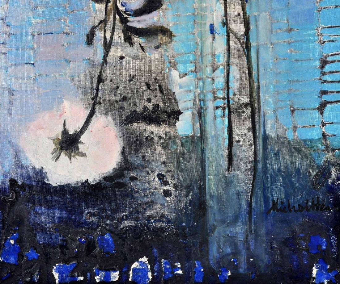 "Michel Henry ""Harmony Rose et Bleue"" O/C - 5"