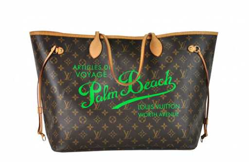 Limited Edition Louis Vuitton Neverfull Gm Tote See Sold Price