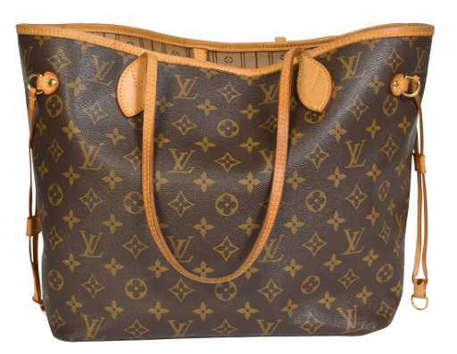 42c6cb06b8a6 Louis Vuitton Monogrammed  Neverfull MM  Tote Bag