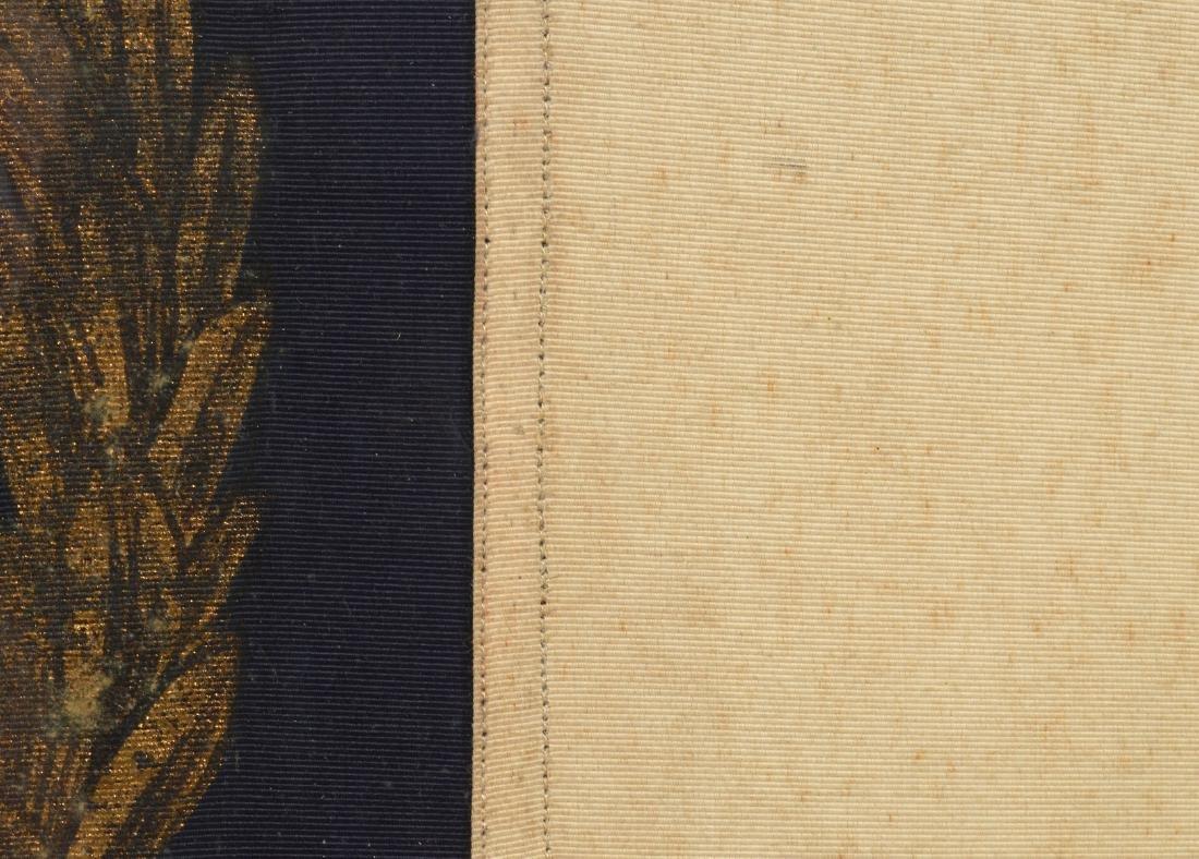 Napoleon Imperial Marine Guard Original Flag - 7