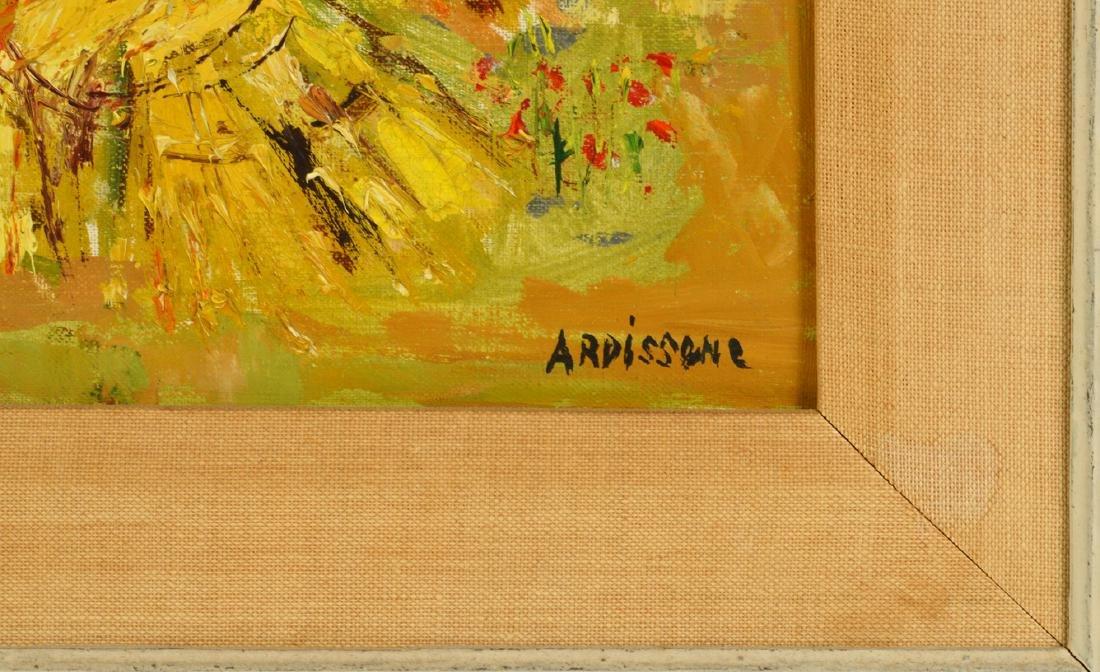 "Yolande Ardisonne ""Haystacks"" O/C - 4"