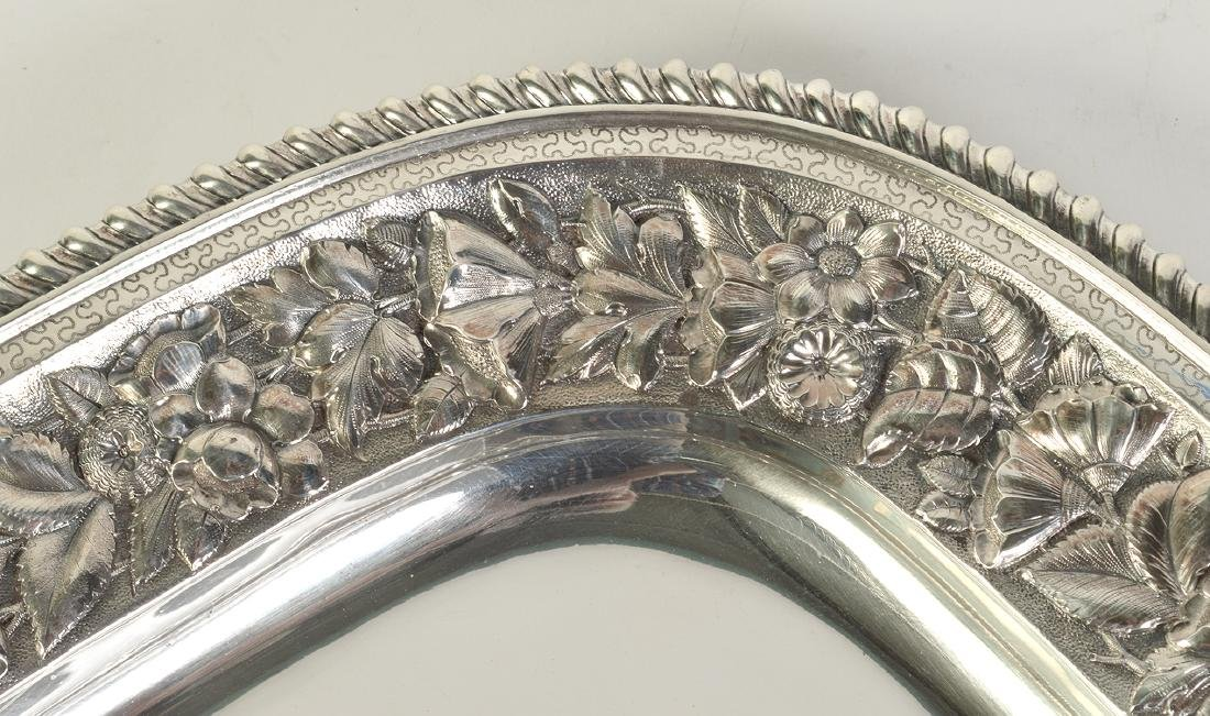 J.E. Caldwell Sterling Silver Gallery Tray - 3