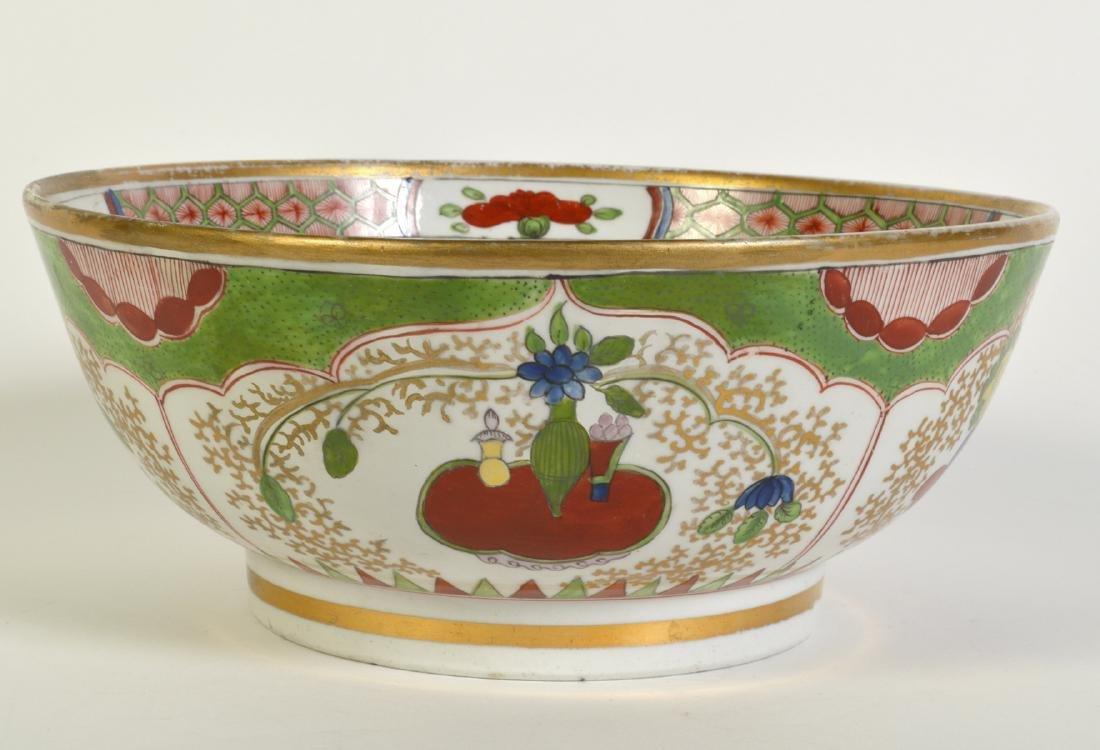 Bengal Tiger Porcelain Bowl - 3