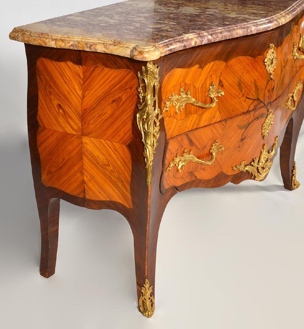 French Marble Top Commode Late 18th/19th C. - 10