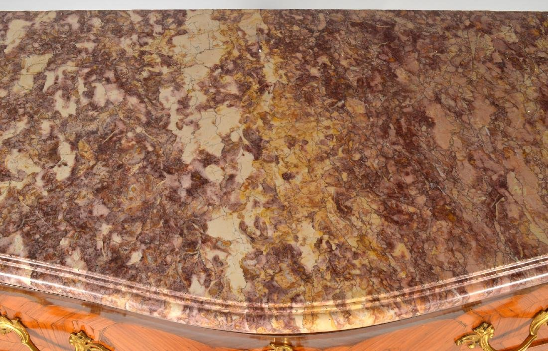 French Marble Top Commode Late 18th/19th C. - 5