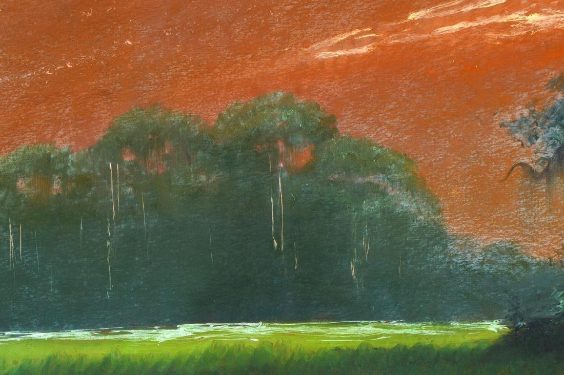 Livingston Roberts Highwaymen Painting O/B - 5