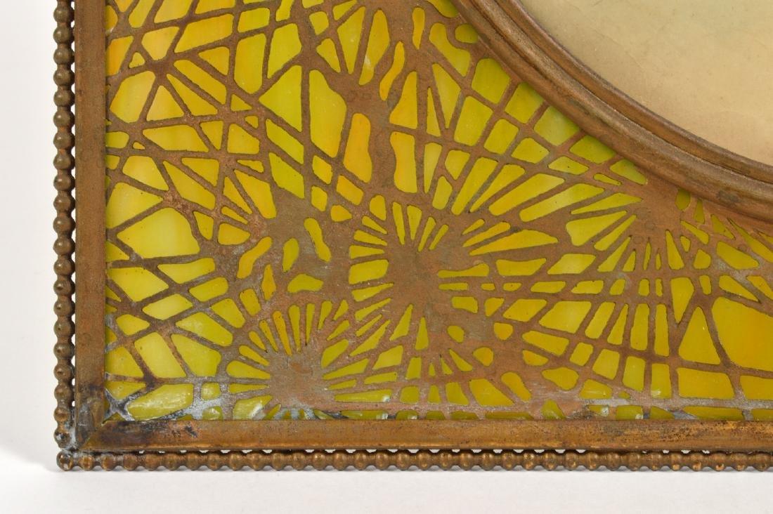 Tiffany Studios 'Pine Needle' Picture Frame - 6
