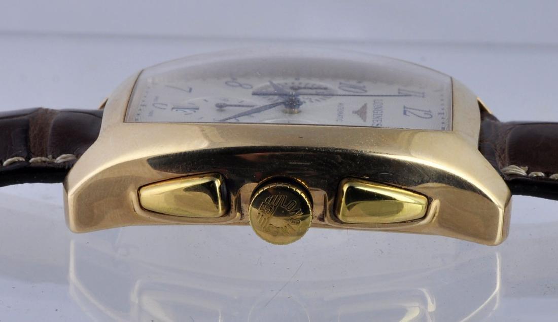 Longines 18K Gold Men's Evidenza Watch - 3