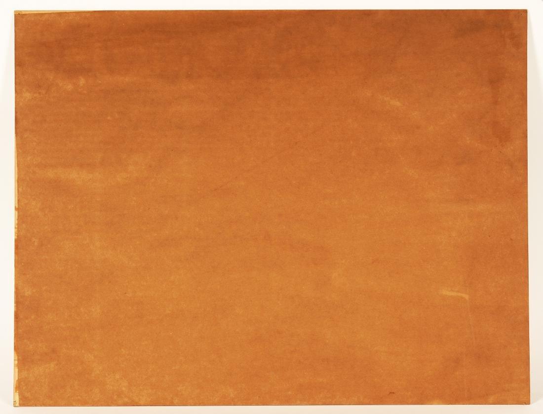Jean Dufy 'L Ochestre' Gouache on Paper - 10