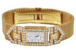 Ladies Audemar Piguet Gold and Diamond Watch