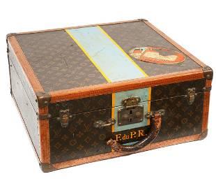 Louis Vuitton Vintage Hard Case
