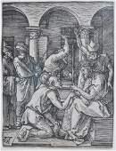 Albrecht Durer 'Christ Crowned with Thorns'