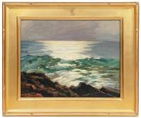 G. Cimiotti 'Norman's Ledges and Shimmering Seas'