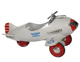 Pursuit Pedal Toy Plane by Viktor Schreckengost