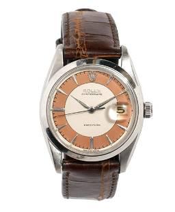 Rolex Man's 'Oysterdate' Precision Wristwatch