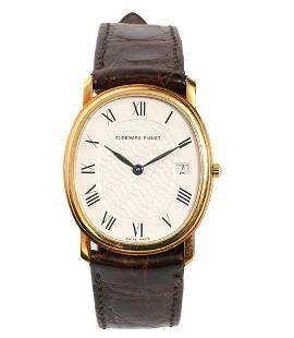 Audemars Piguet 18K YG Wristwatch