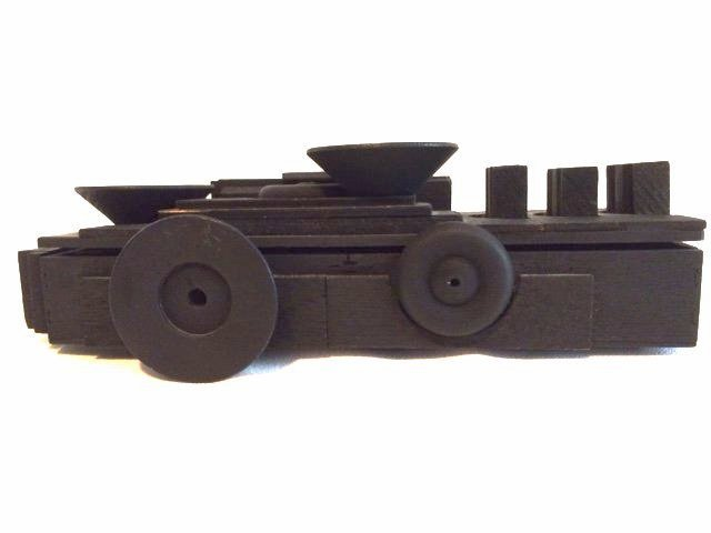 Louise Nevelson / Swiss Cigars 1967