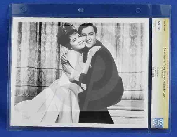 1008: CGC Photo Francis Thomas Looking For Love 1964