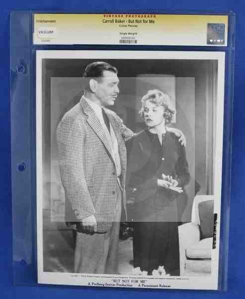 1021: CGC Photo Clark Gable But Not for Me 1959