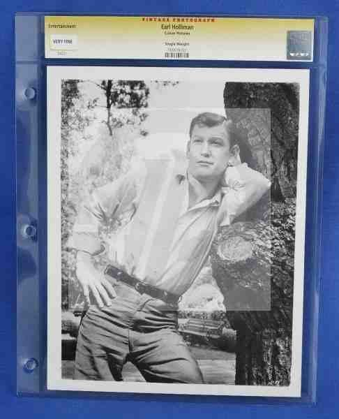 1024: CGC Photo Earl Holliman 1950 Culver Pictures