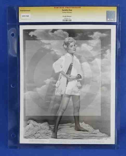 1103: CGC Photo Sandra Dee Culver Pictures Archive