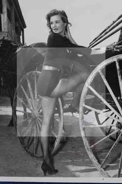 1167: CGC Photo Angie Dickinson Rio Bravo 1959 - 2