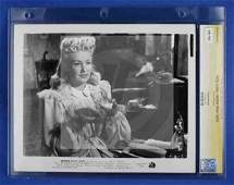 1282: CGC Photo Betty Grable Mother Wore Tights 1947