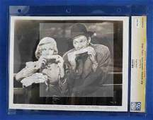 1288: CGC Photo Ginger Rogers Stewart Vivacious Lady
