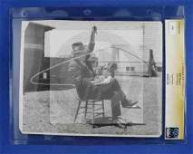 1418: CGC Photo Will Rogers 1919 Culver Pictures