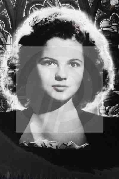 1619: Ltd. Ed. Print Shirley Temple 1944 - 2