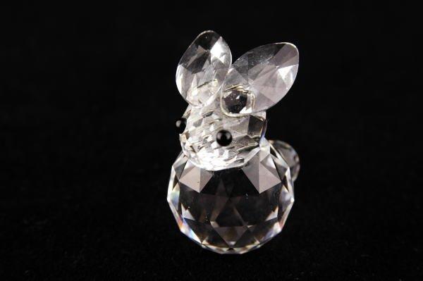 5A: Swarovski Crystal Mini Rabbit