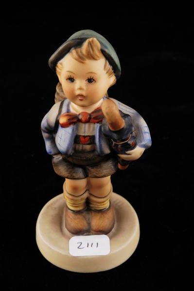 2111: Hummel Figurine Home From Market 198/2/0 TMK 4