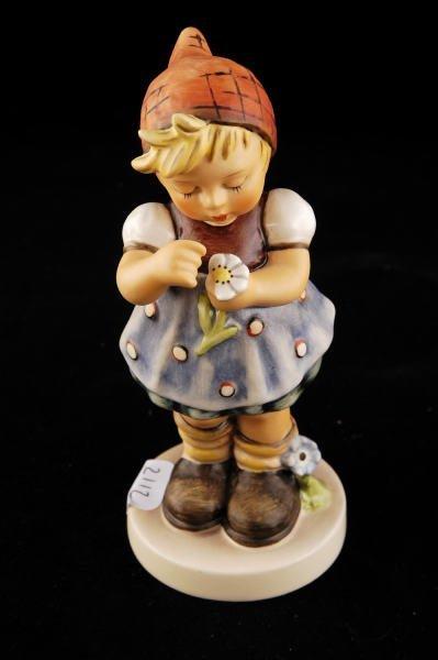 2112: Hummel Figurine Daisies Don't Tell 380 TMK 6