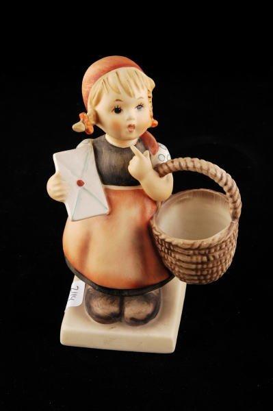 2114: Hummel Figurine Meditation 13/0 TMK 3