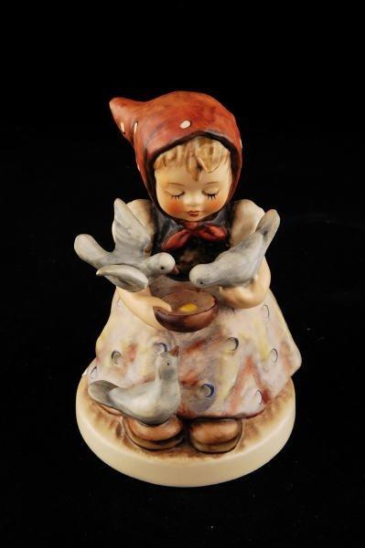 2122: Hummel Figurine Cinderella 337 TMK 5
